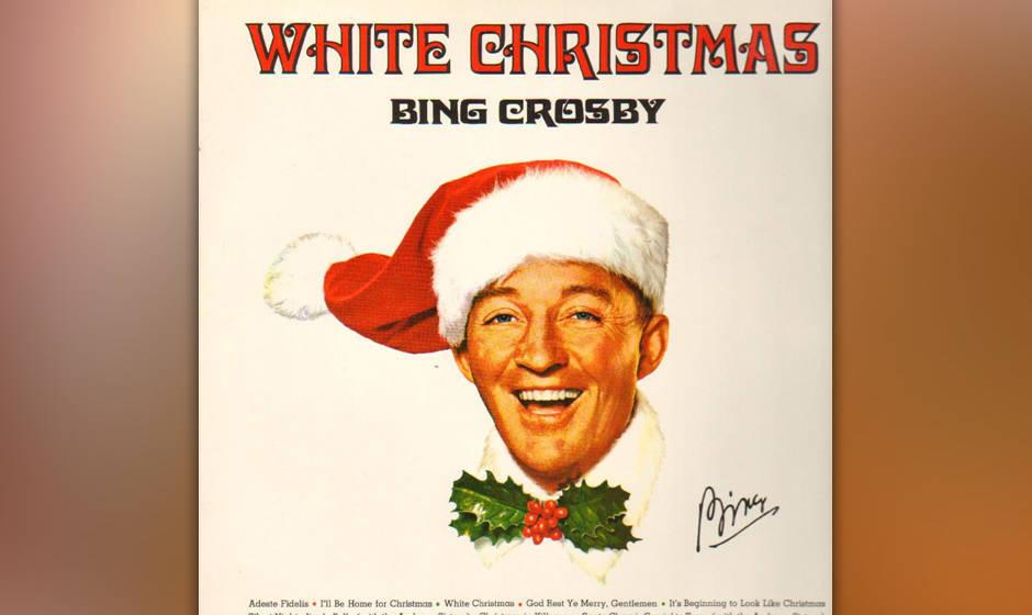 """Der Weihnachtsklassiker """"White Christmas"""" von Bing Crosby verkaufte sich 15 Millionen mal und ist damit die meistverkaufte Single aller Zeiten."""