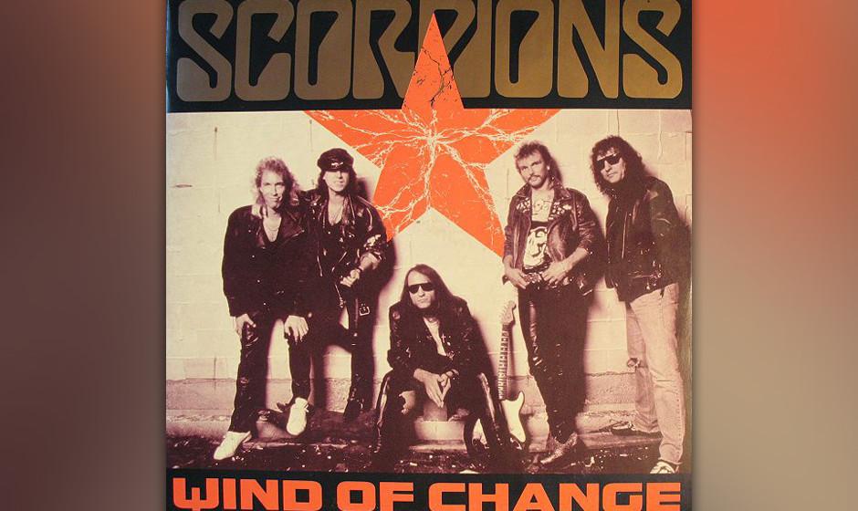 10-14,9 Millionen verkaufte Einheiten: Scorpions – 'Wind of Change'