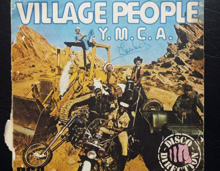 """Bestandteil jeder Karaokeparty: """"Y.M.C.A."""" von Village People, das sich 12 Millionen mal verkaufte."""