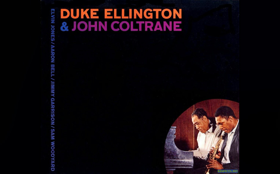 100. Duke Ellington & John Coltrane - Same (1963). Giganten sentimental.