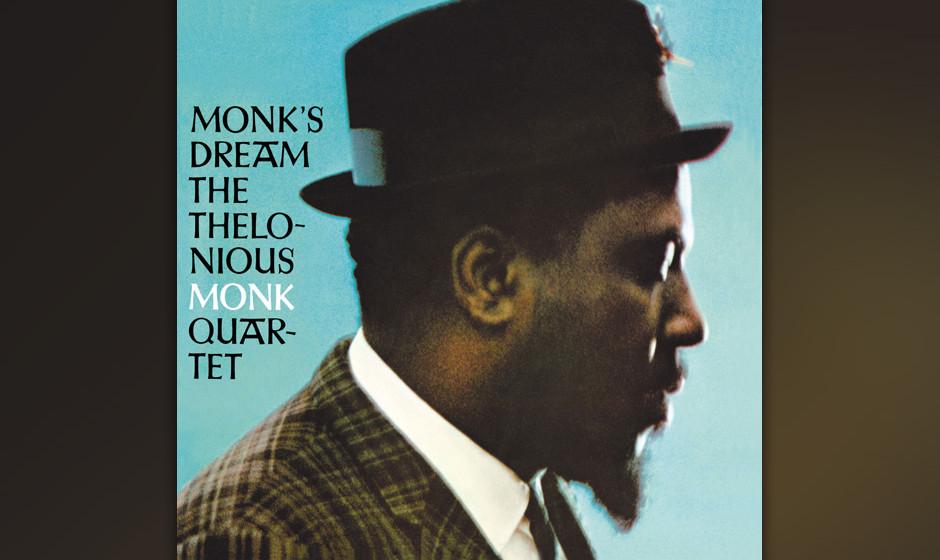 52. Thelonious Monk - Monk's Dream (1963). Monk mit seinem tightesten Quartett.