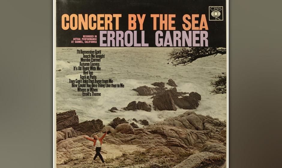 56. Erroll Garner - Concert By The Sea (1956). Klavier verstimmt, Aufnahme suboptimal und doch Garners bestes Werk.