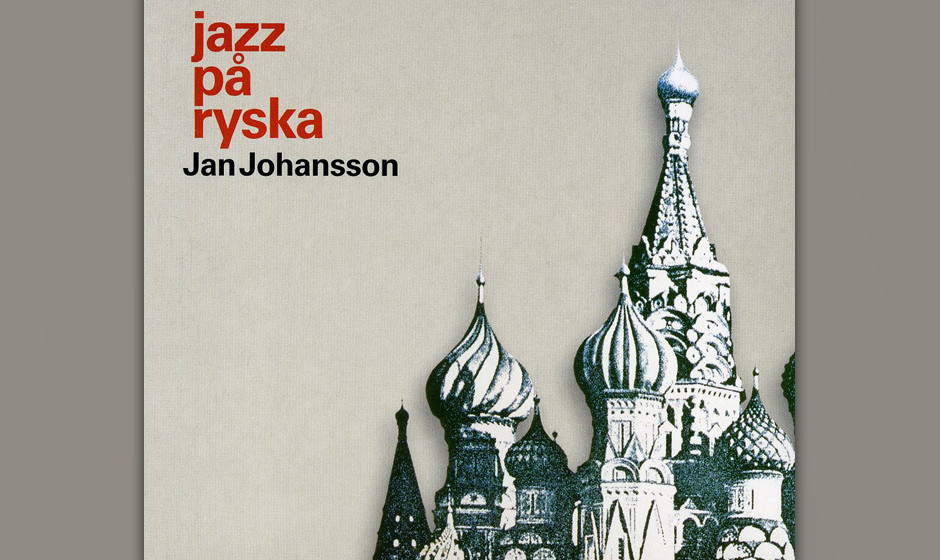 57. Jan Johansson - Jazz PÅ Svenska (1964). Schwedische Folksongs im Jazz-Arrangement.