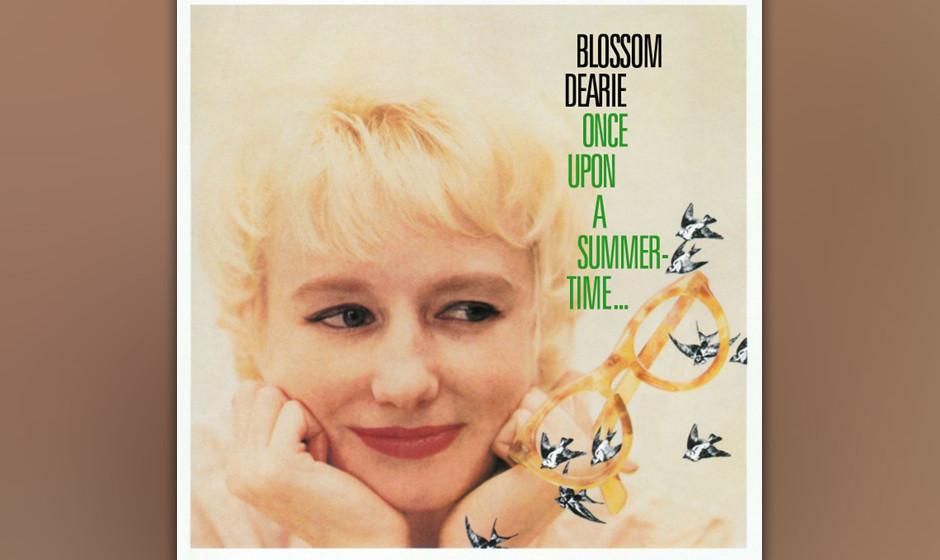 64. Blossom Deary - Once Upon A Summertime (1959). Die Sängerin mit der mädchenhaften Stimme.