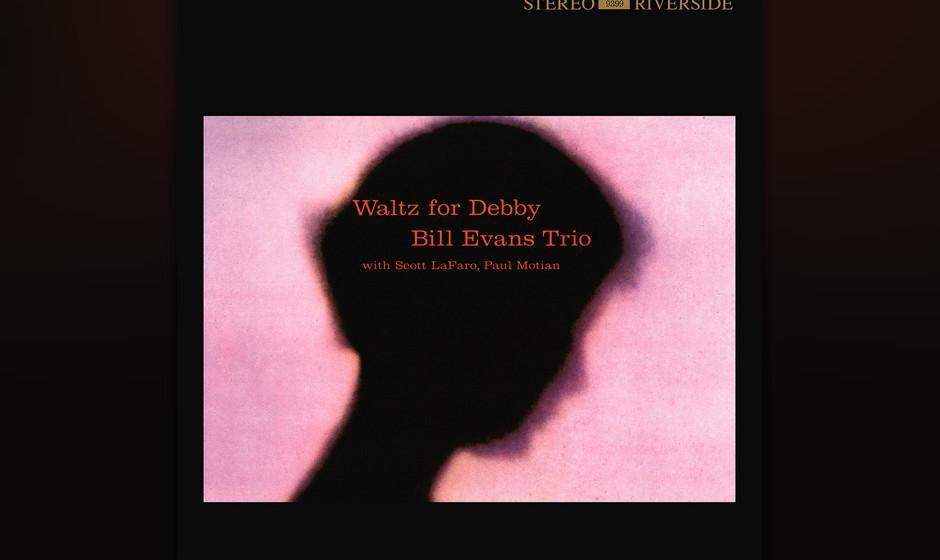 """72. Bill Evans Trio - Waltz For Debby (1961). Die Zugabe von """"Sunday At The Village Vanguard""""."""