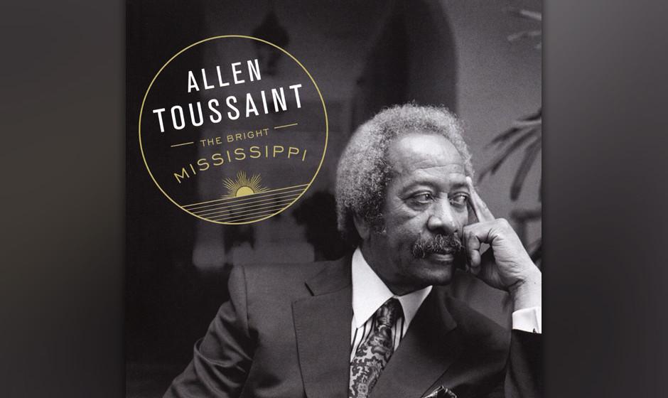 82. Allen Toussaint - The Bright Mississippi (2009). Der Arrangeur und Songwriter setzt dem New-Orleans-Jazz ein Denkmal.