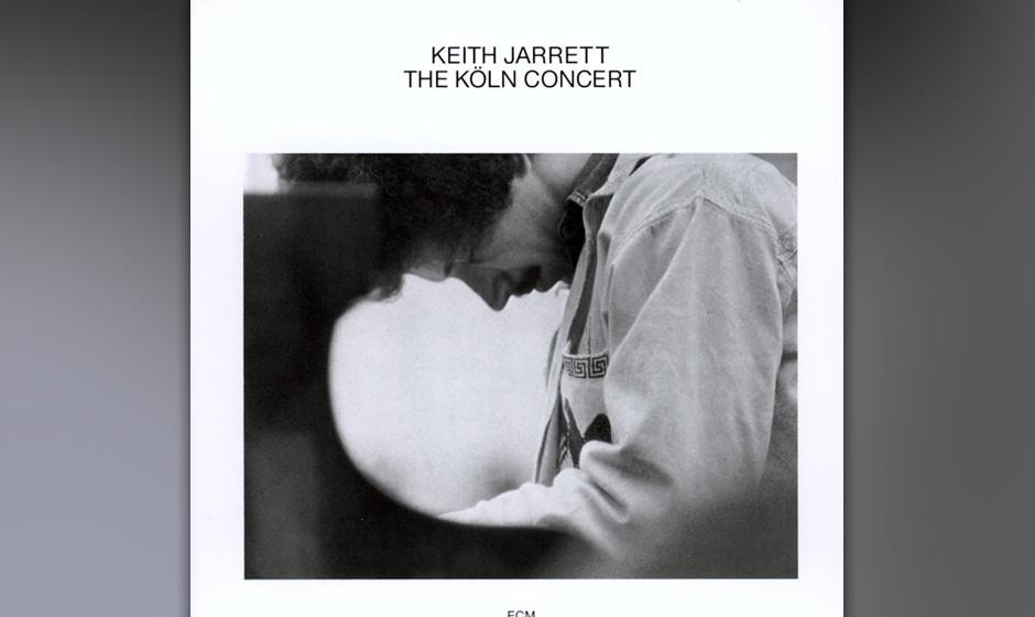 85. Keith Jarrett - The Köln Concert (1975). Legendäre, WG-erprobte Piano-Improvisationen.