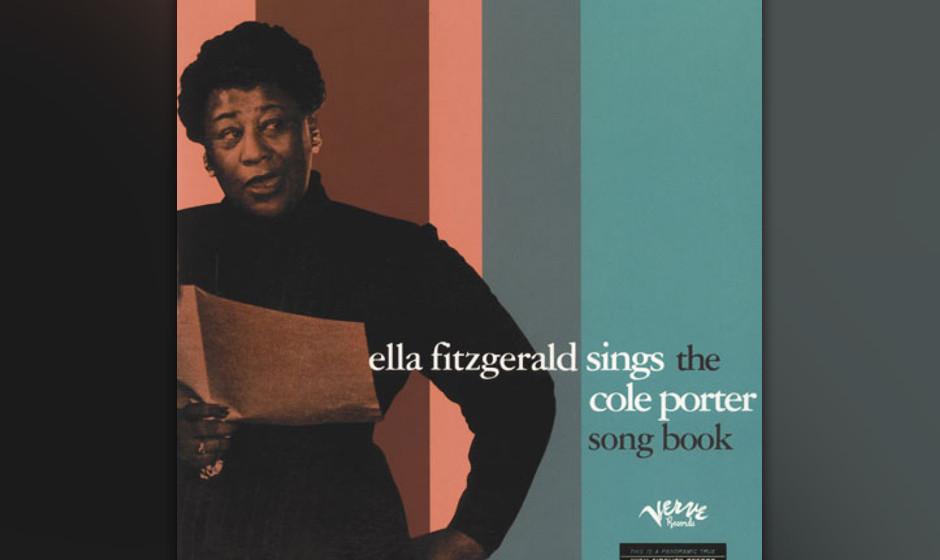 87. Ella Fitzgerald - Sings The Cole Porter Songbook (1956). Ella adelt Cole.