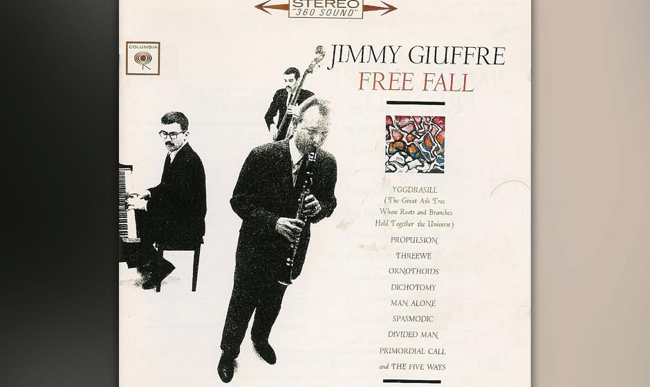 93. Jimmy Giuffre - Free Fall (1963). Folk-Jazz abstrakt.