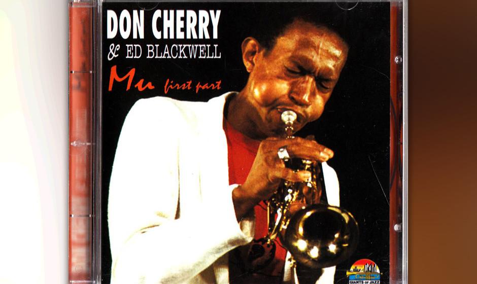 94. Don Cherry - Mu, First Part (1969). Cherrys weltmusikalische Erkundungen.