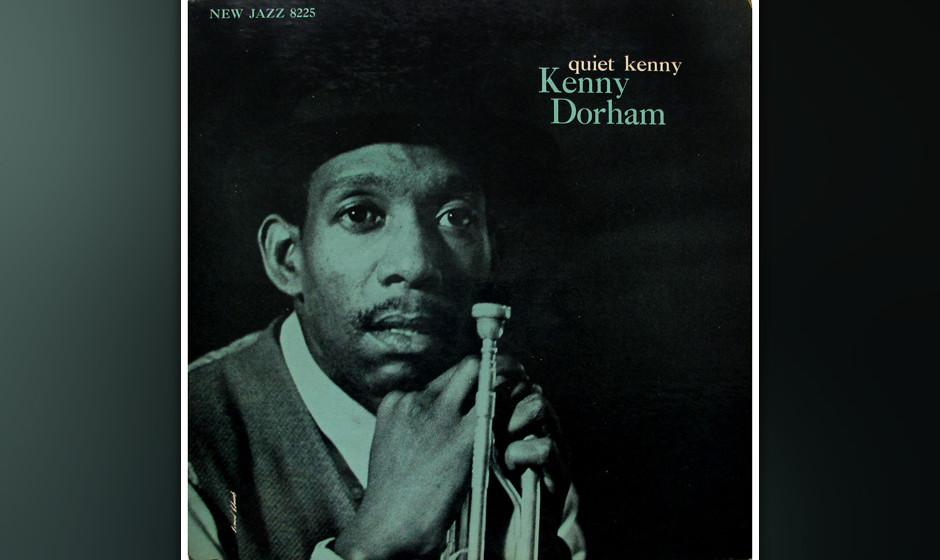 95. Kenny Dorham - Quiet Kenny (1959). Cooles, melodiöses, unprätentiöses Set des Trompeters.