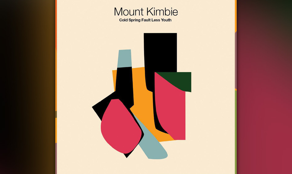 """09. Mount Kimbie - """"Cold Spring Fault Less Youth"""""""