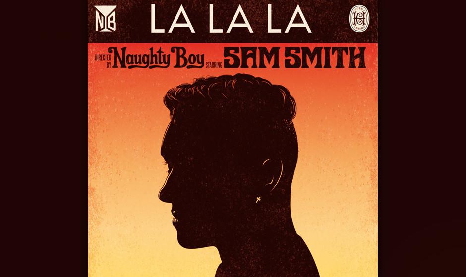 8. Naughty Boy feat. Sam Smith 'Lalala'.