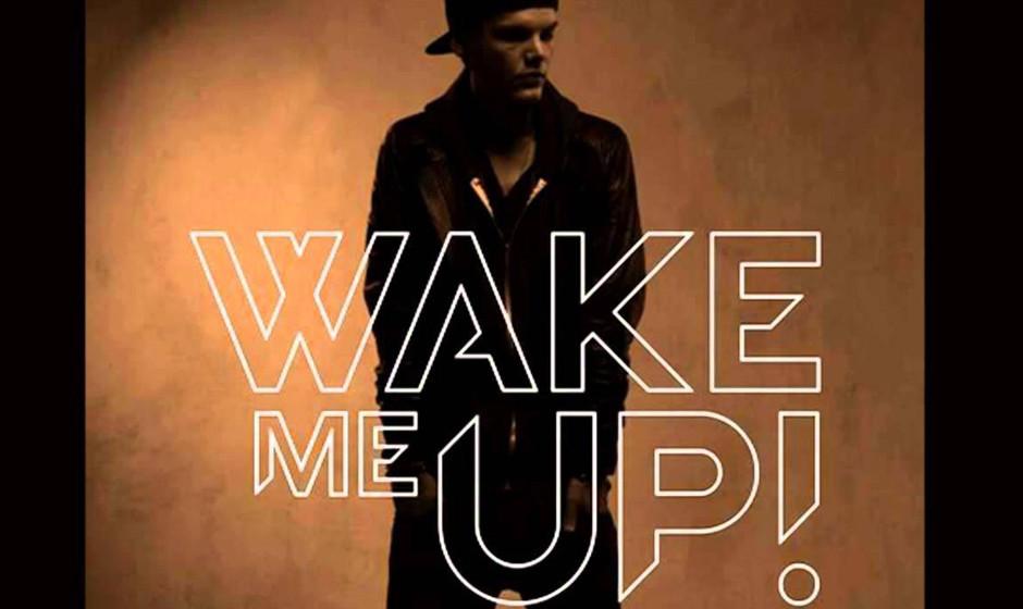 10. Avicii - 'Wake Me Up'.