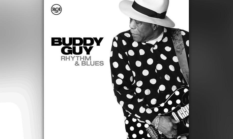 """10. Buddy Guy """"Rhythm & Blues'"""