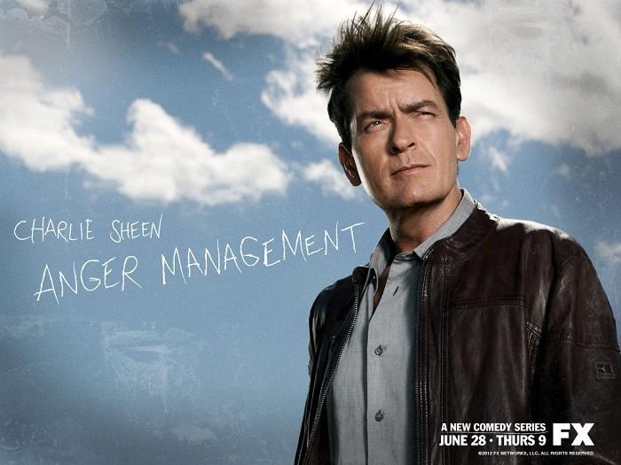 """Anger Management Macher: Bruce Helford (""""Roseanne"""") schrieb Charlie Sheen die Serie auf den strapazierten Leib. Idee: Ex-"""