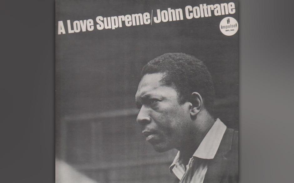 """Eines der wichtigsten Jazz-Alben: """"A Love Surpreme"""" von John Coltrane"""