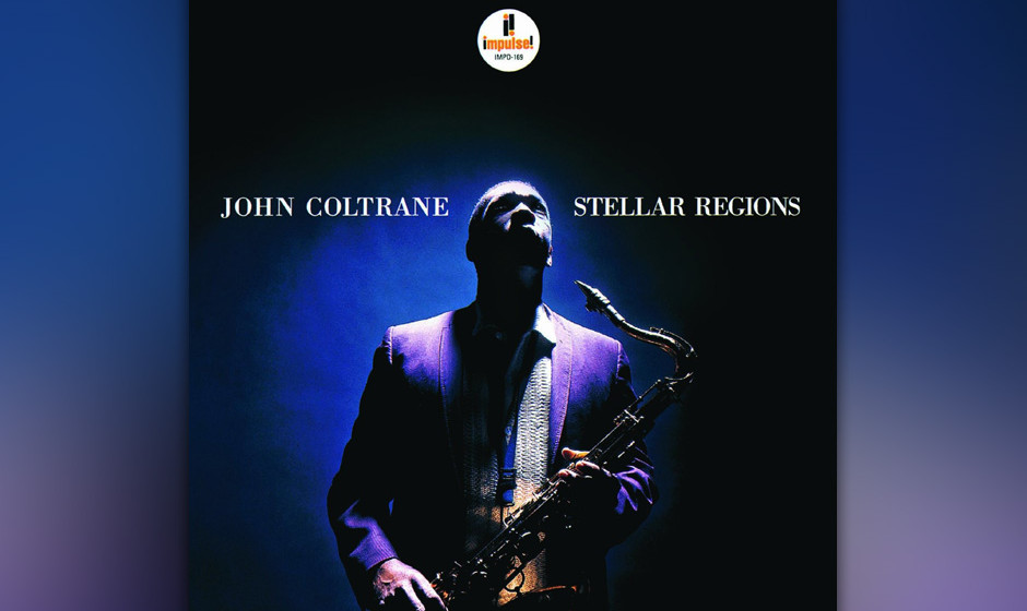 50. John Coltrane - 'Stellar Regions'