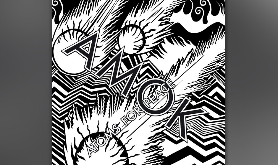 """10. Atoms For Peace - """"Amok"""