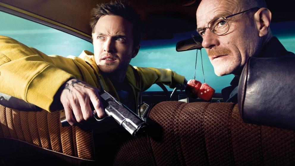 TV: Breaking Bad: Beste Serie, Bester Hauptdarsteller (Bryan Cranston), Bester Nebendarsteller (Aaron Paul)