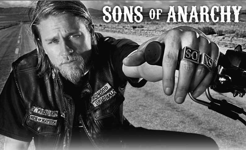 Sons Of Anarchy Macher: Kurt Sutter hat sich die Rocker-Milieu-Studie  ausgedacht, produziert, führt oft Regie und spielt de