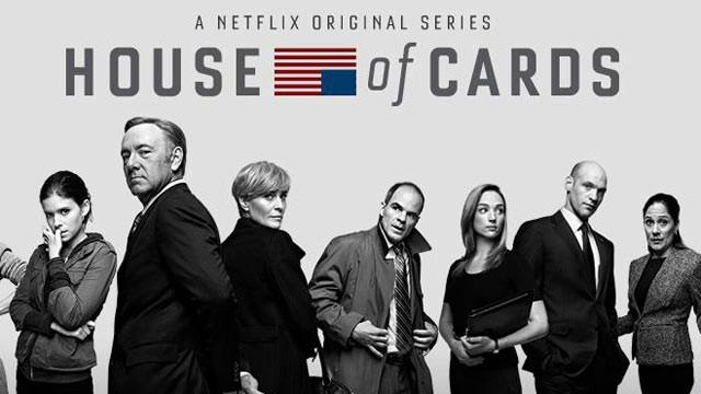 House Of Cards Ausführende Produzenten