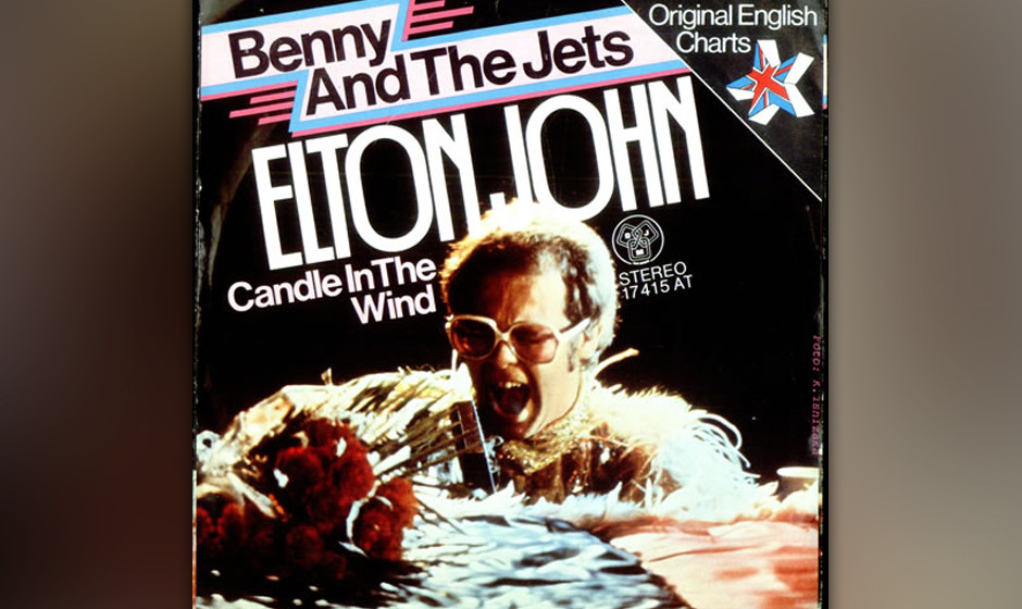 4. Bennie and the Jets