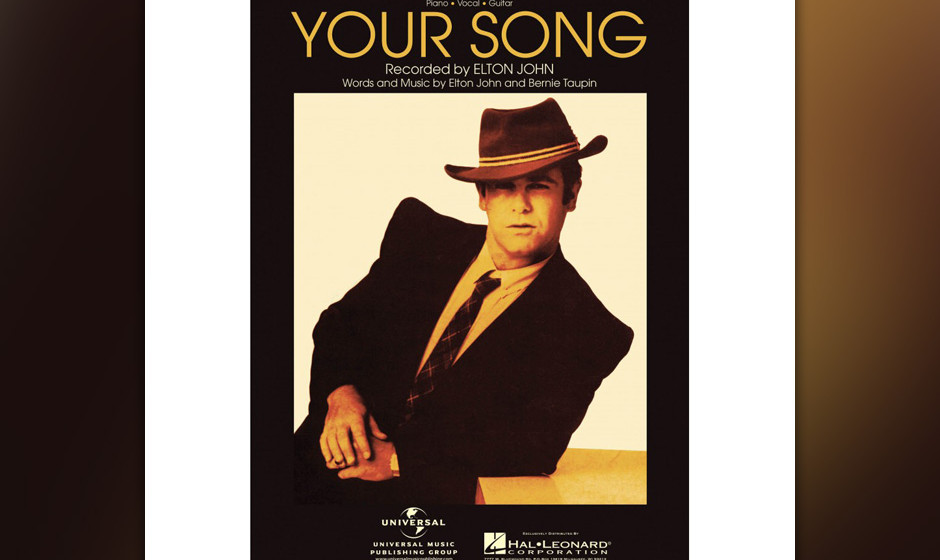 5. Your Song