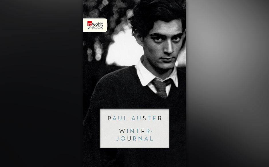 Paul Auster 'Winterjournal'frei über Rowohlt