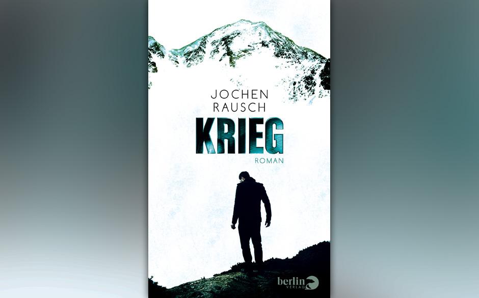 Jochen Rausch 'Krieg'frei über Berlin Verlag