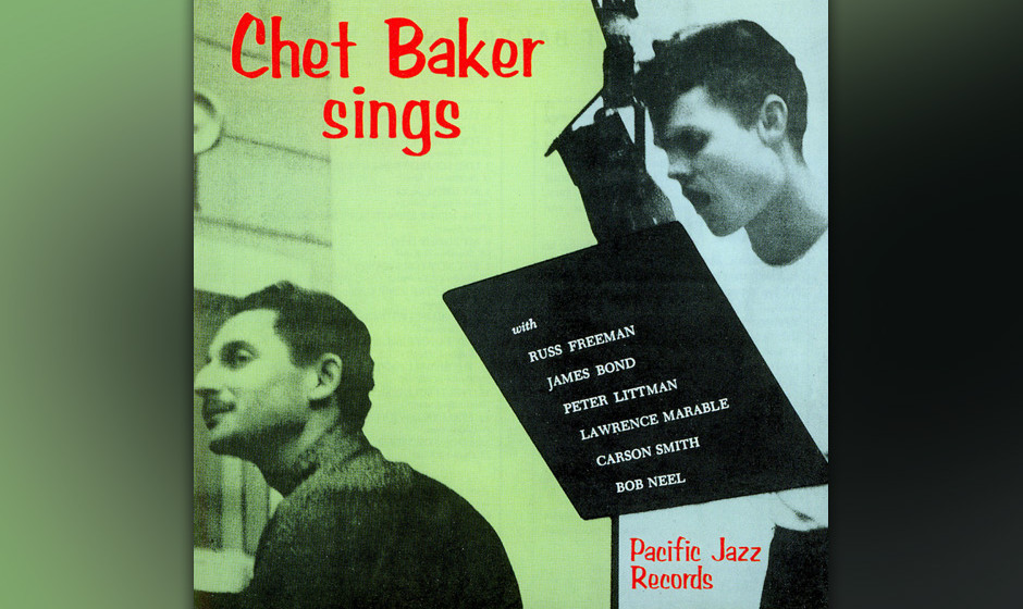 "36. Chet Baker - Chet Baker Sings (1956). ""A somewhat time-consuming habit he has indulged in for several years"", ätzte"