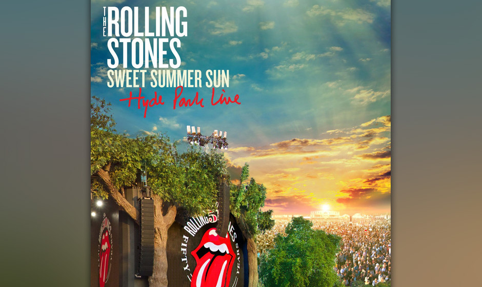 The Rolling Stones - 'Sweet Summer Sun: Hype Park Live'