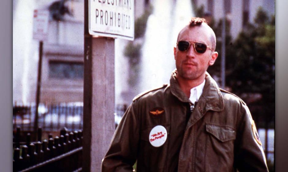 TAXI DRIVER [US 19976] ROBERT DE NIRO (Mary Evans Picture Library) Keine Weitergabe an Drittverwerter., Nur f¸r redaktionell
