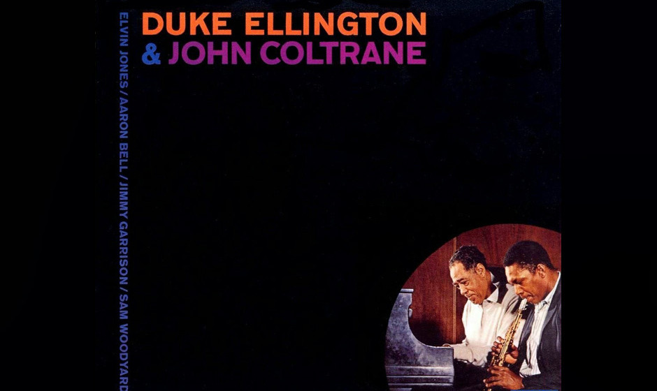 100. Duke Ellington & John Coltrane - Same (1963). Giganten sentimental.