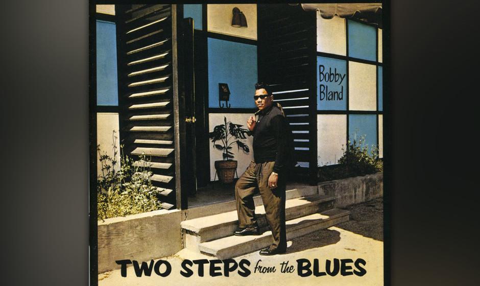"""217. Two Steps From The Blues: Bobby Bland 1961. Sein tiefer, aufwühlender Gesang in Stücken wie """"Little Boy Blue"""" oder"""