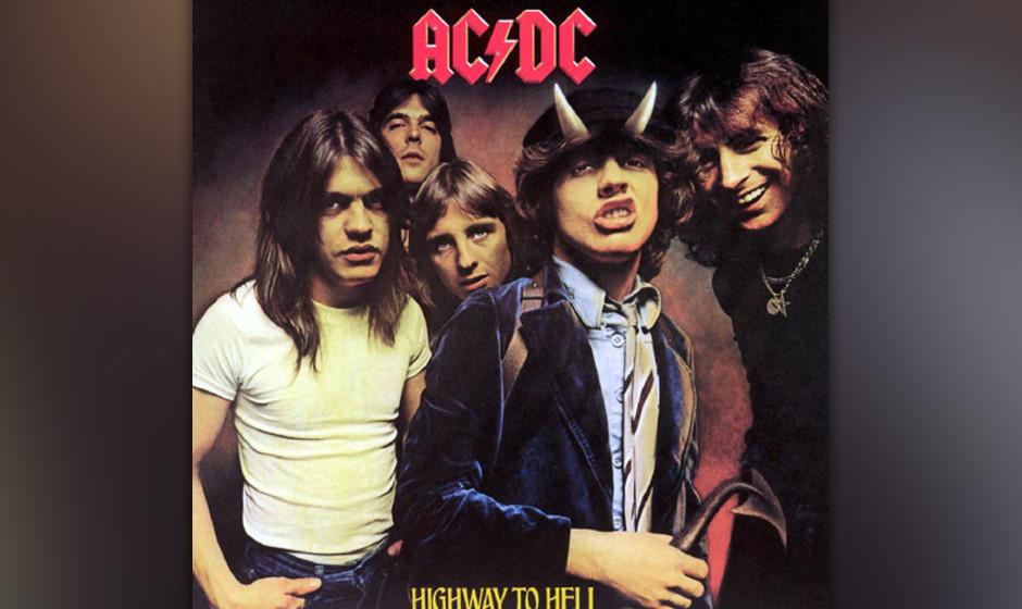 200. Highway To Hell: AC/DC 1979. Bon Scott war eine bourbonschluckende Naturgewalt, und als die Arbeiten zu ihrem vierten Al