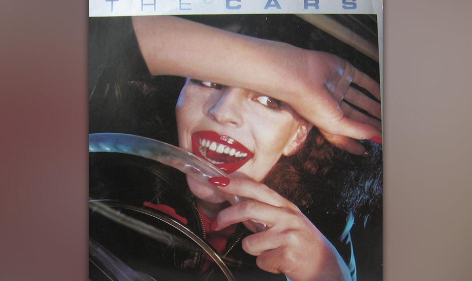"284. The Cars: The Cars  1978. ""Wir scherzten darüber, dass wir unser erstes Album ,The Car's Greatest Hits' hätten t"