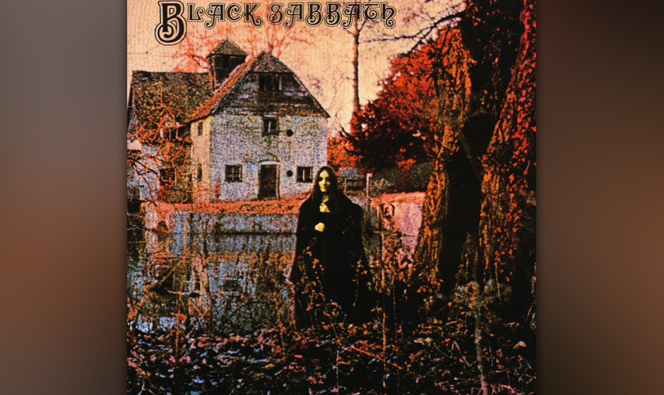 243. Black Sabbath: Black Sabbath 1970. In einem zwölfstündigen Kraftakt haute die einstige Blues-Band ihr klobiges Debüt
