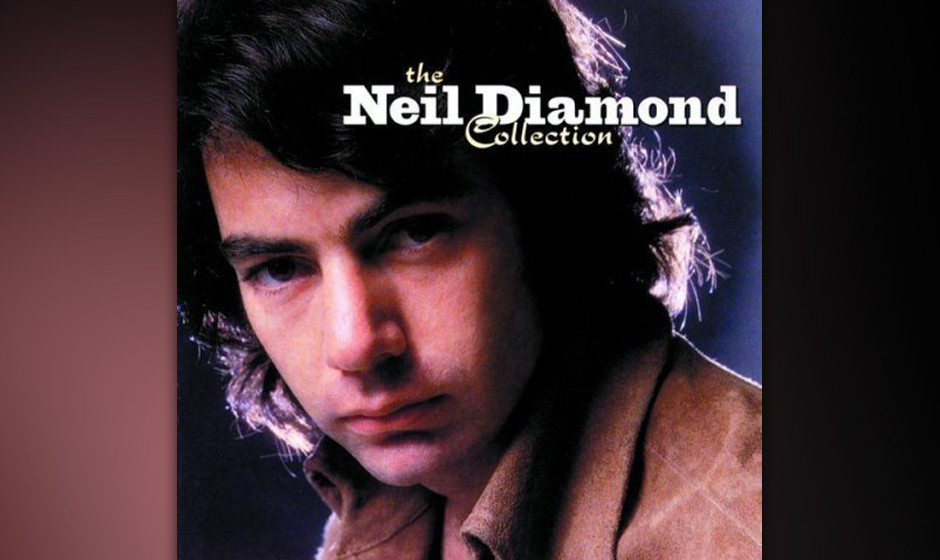 224. The Neil Diamond Collection: Neil Diamond 1999. Seine melodramatischen Aufführungen sind für viele ein heimliches Last