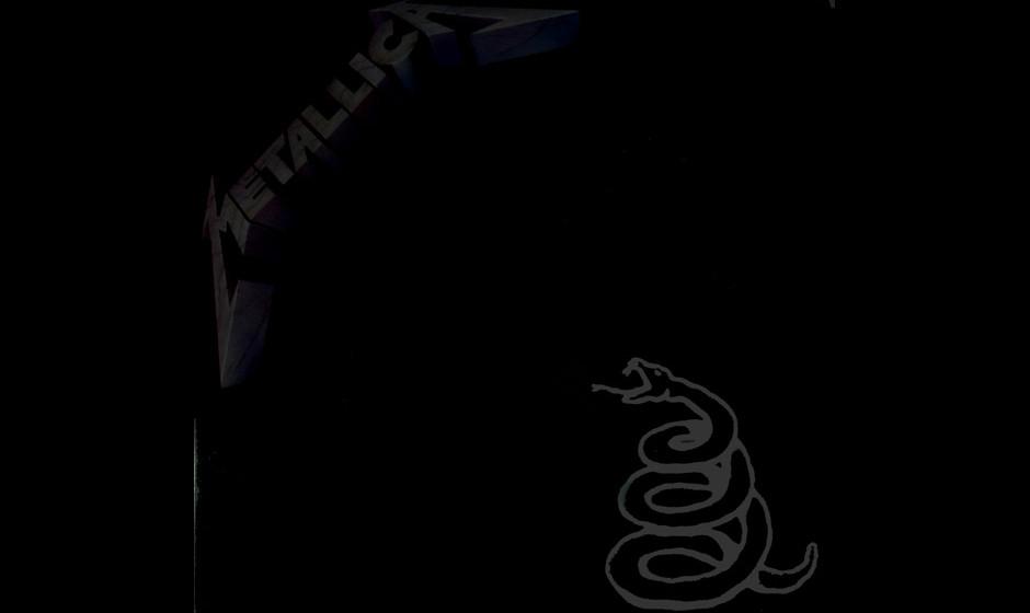 "255. Metallica: Metallica 1991. Bon-Jovi-Produzent Bob Rock half, ""Metallica"" zu einem der bestverkauften Metal-Alben all"