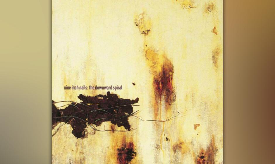 201. The Downward Spiral: Nine Inch Nails 1994. Trent Reznor hatte sich in das Haus von Sharon Tate, dem Mordopfer der Manson