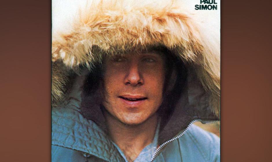268. Paul Simon: Paul Simon 1972. Sein erstes Album nach dem Ende von Simon & Garfunkel war ein Meisterwerk in puncto Songwri