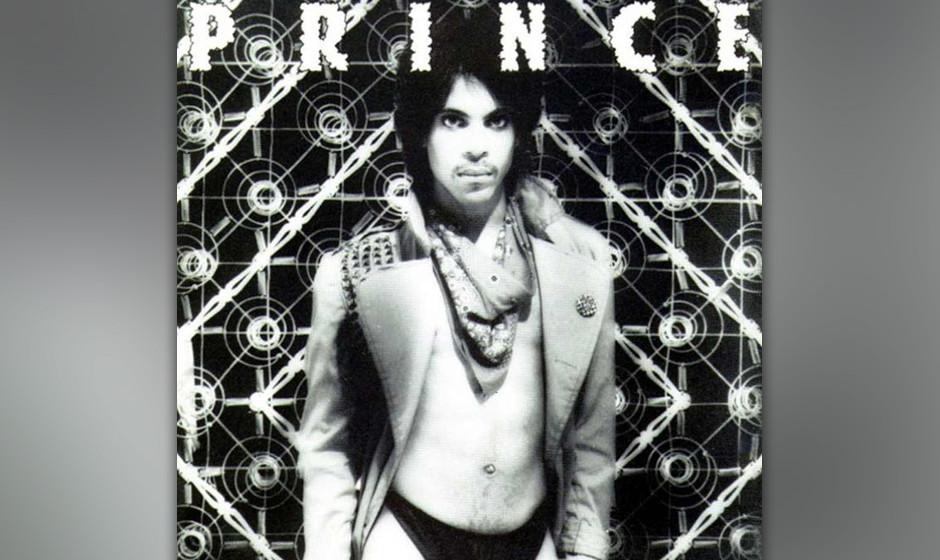 """206. Dirty Mind: Prince 1980. Mit seinem Mix aus Funk, Pop, Synthie-Rock und sexuellen Anzüglichkeiten ist """"Dirty Mind"""""""