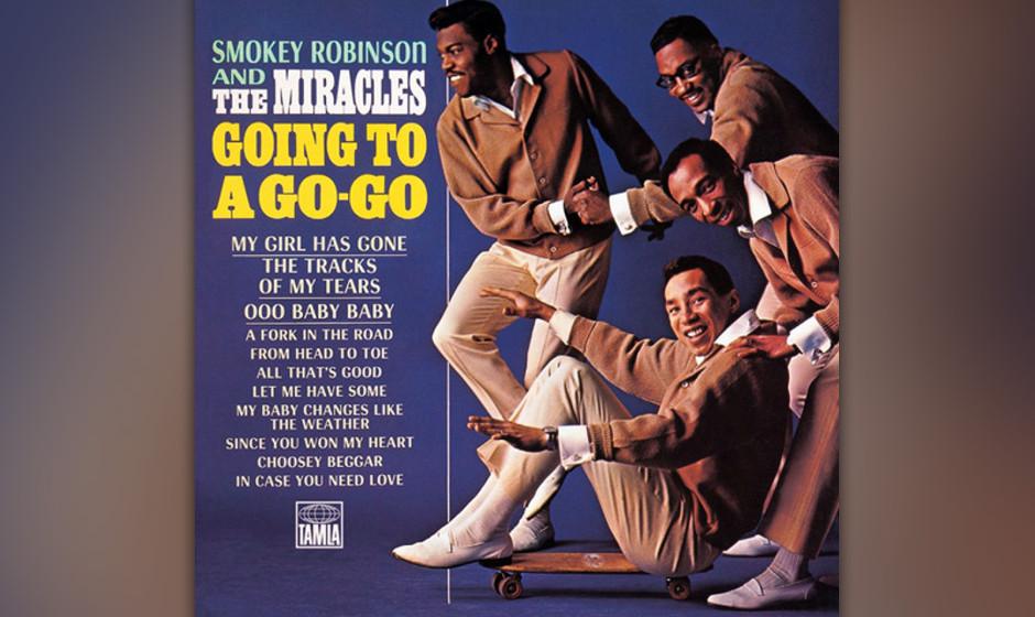 273. Going To A Go-Go: Smokey Robinson And The Miracles 1965. Nie war Motown so sexy und so mondän. Mit seinem atemberaubend