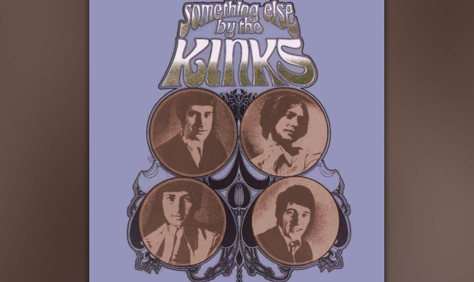 """289. Something Else By The Kinks: The Kinks 1968. Das melodischste Album der Band beinhaltet zwei ihrer besten Songs: """"Wate"""