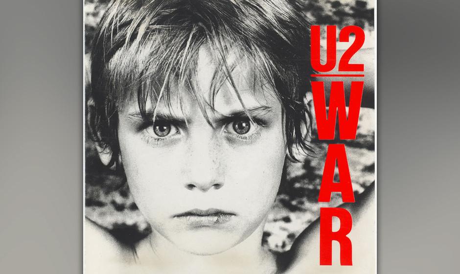 223. War: U2 1983. Als ihr drittes Album erschien, waren U2 auf bestem Wege, eine der wichtigsten Bands der 80er Jahre zu wer