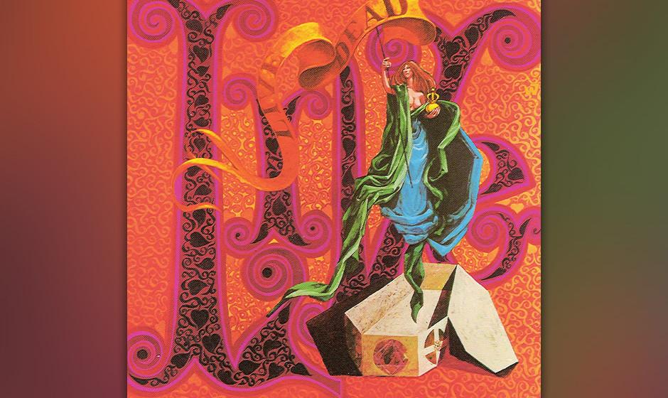 247. Live Dead: Grateful Dead 1969. Für die Dead, die nach zwei teuren Studioalben in der Kreide standen, erwies sich dieses