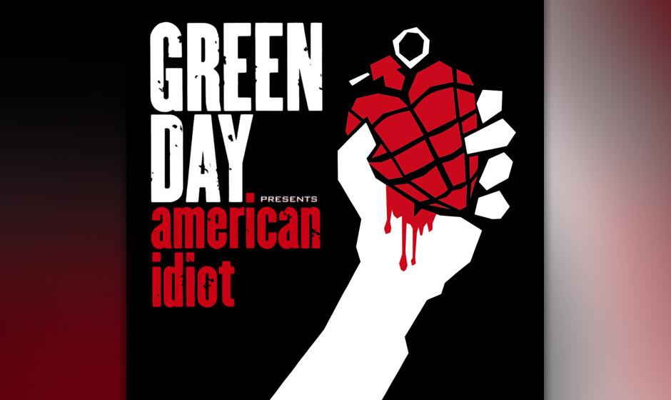 225. American Idiot: Green Day 2004. Die punkigen Rotzlöffel aus den Neunzigern wurden mit einem Schlag erwachsen und bewies