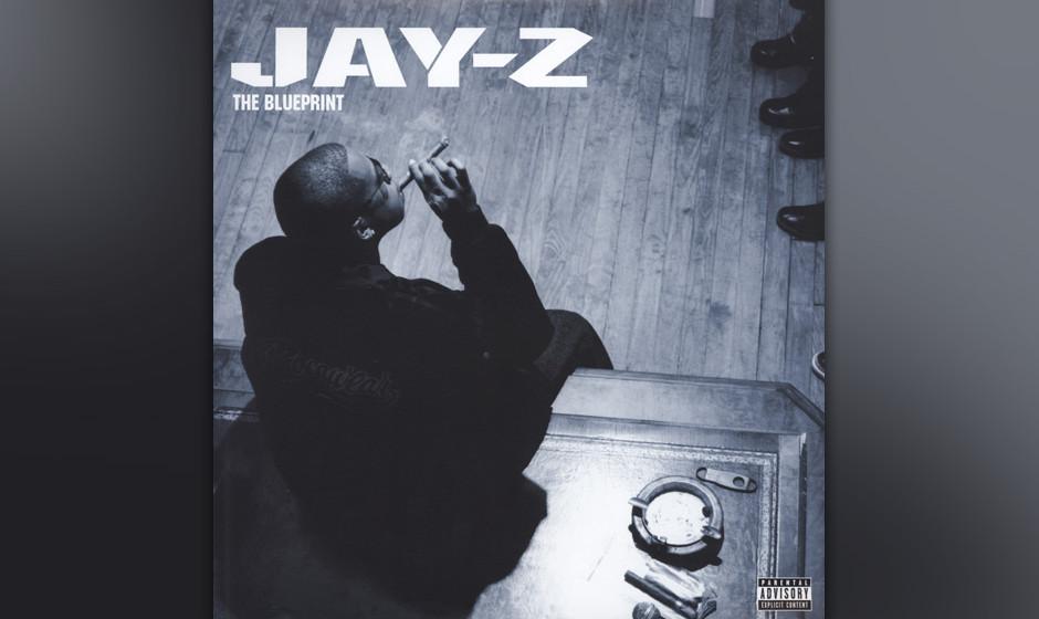 """252. The Blueprint: Jay-Z 2001. Wäre Frank Sinatra als Rapper in Brooklyn geboren worden, hätte er ein Album wie """"The Blu"""