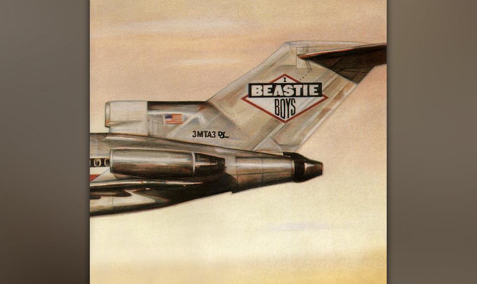 "219. Licensed to Ill: Beastie Boys 1986. Sie hatten gerade die Highschool abgeschlossen, als die New Yorker Rapper ""License"